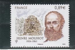 FRANCE 2011 HENRI MOUHOT NEUF YT 4629 - - Nuovi