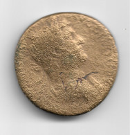 Sesterce D'Hadrien Revers Mauretania - 3. La Dinastia Antonina (96 / 192)