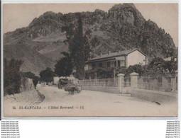 Algérie-El Kantara-l'Hotel Bertrand - Otras Ciudades