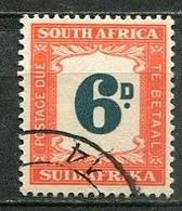Union Of South Africa Postage Due, Südafrika Portomarken Mi# 38 Gestempelt/used - Segnatasse