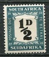 Union Of South Africa Postage Due, Südafrika Portomarken Mi# 34 Postfrisch/MNH - Segnatasse