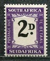 Union Of South Africa Postage Due, Südafrika Portomarken Mi# 36 Postfrisch/MNH - Segnatasse