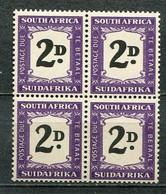 """Union Of South Africa Postage Due, Südafrika Portomarken Mi# 36 Postfrisch/MNH - Mayor Variety """"thick 2 D"""" - Segnatasse"""