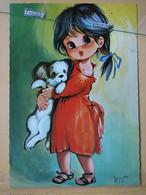 Kov 9-17 - Children, Enfant, Dog, Chien - Andere