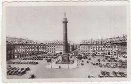 Paris - La Place Vendome: 100+ OLDTIMER VOITURES - (Guerre 1939-1945. Paris Sous L'occupation) - 1942 - Turismo