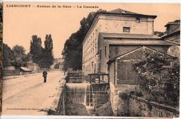LIANCOURT-AVENUE DE LA GARE-LA CASCADE - Liancourt