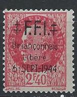 France Libération Briançon Mayer 8 Neuf Sans Charnière - XX - MNH - Liberación