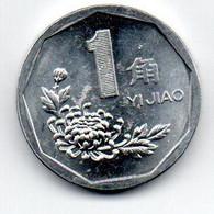 Chine - 1 Jiao 1993 - UNC - China