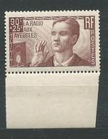 FRANCE N° 418 ** 2 TTB - Unused Stamps