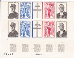 Hommage Au Général De Gaulle 198A Neuf - Unclassified
