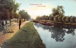 Neuf-Brisach Le Canal Vauban Ed. J.Kuntz - Neuf Brisach