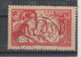 Cote D'Ivoire  1937    N° 133 Oblitéré - Unclassified