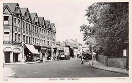 WEYBRIDGE Church Street - Surrey