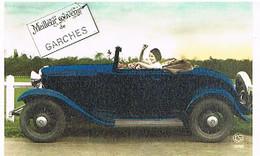 92 MEILLEUR   SOUVENIR   DE  GARCHES    CPM  VR92 - Garches