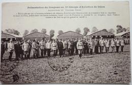 PRÉSENTATION DU DRAPEAU AU 1er GROUPE D'AVIATION DE DIJON - Aeródromos