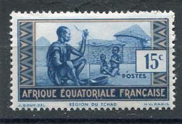 AFRIQUE  EQUATORIALE  FRANCAISE  N°  192 *  (Y&T)  (Charnière) - Neufs