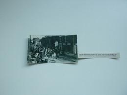 """Origineel Knipsel ( A 120 ) Uit Tijdschrift """" De Stad """"  1933 :  Brand    Smeermaas - Zonder Classificatie"""