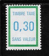 FRANCE FICTIF TAXE N°32 ** TB SANS DEFAUTS - Phantom