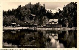 Tristacher See Bei Lienz - Jaufers Restaurant (2056) - Lienz