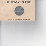 LA MONNAIE DE PARIS  -  CARNET DE 12 CARTES  -  Photo CLAIR  - - Unclassified