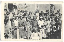 SULTANAT D'OMAN - Arabian Tribesmen, Muscat - Oman