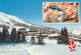 Savoie Mont Blanc - Albertville  Olympique 1992 -  Enjeu Olympique - Courchevel 1850  Saut Combiné - Juegos Olímpicos
