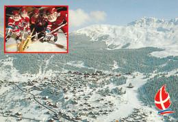 Savoie Mont Blanc - Albertville  Olympique 1992 -  Enjeu Olympique - Méribel Hockey - Juegos Olímpicos