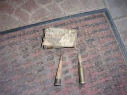Lebel 2 Pieces De Manip+paquet - Armas De Colección