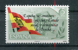 Spagna - 1978 - Mi. 2399 ** - 1971-80 Neufs
