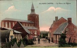 71031- St. Jans Cappel La Place De I'Eglise - Dunkerque