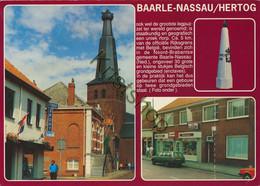 Baarle-Nasseau/Hertog [Z31-1.104 - Gelopen Met Postzegel - Unclassified