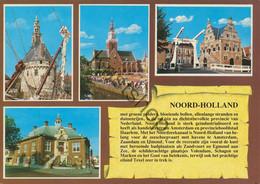 Noord- Holland [Z31-1.124 - Gelopen Met Postzegel - Unclassified