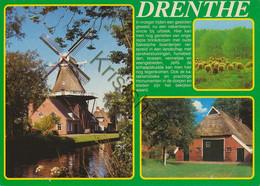 Drenthe [Z31-1.185 - Gelopen Met Postzegel - Unclassified