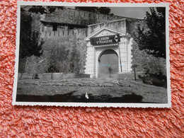 Photo 12,5cm Sur 8,5cm MILITARIA  - Légion Étrangère Porte Citadelle Place D'armes 1964 - Regimientos