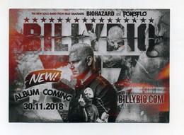 CP Pub Neuve. BillyBio Nouvel Album 2018. New Solo Band From Billy Graziadei Biohazard & Powerflo. Musique Musik Musica - Music And Musicians