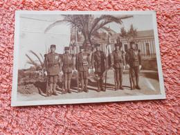 Cpa MILITARIA  - Légion Étrangère  Algerie Drapeau - Regimientos