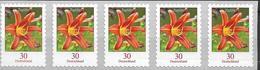 2020  Deutschland Germany Mi.3516 **MNH Nr. 275  Blumen : Gelbrote Taglilie (Hemerocallis Fulva) - Unused Stamps