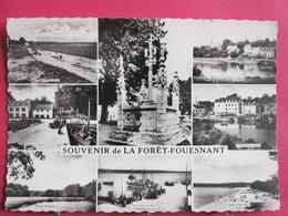 29 - Souvenir De La Forêt Fouesnant - Jolie Flamme - 1967 - R/verso - Fouesnant