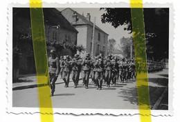 39 JURA PORT LESNEY Arrond. DOLE  OCCUPATION ALLEMANDE  PHOTO ALLEMANDE   MILITARIA 1939/1945 WK2 - Other Municipalities