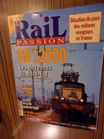 RAIL PASSION N°17-SEPTEMBRE 1997 - Treinen