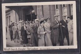 S54 /  Drittes Reich / Kraft Durch Freude Urlauber , Bremen - Otros