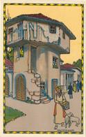 Buccari Türkisches Haus Adria Ausstellung Wien 1913 Pinx Kalmsteiner - Kroatien