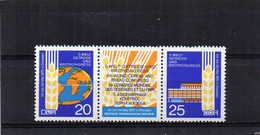 1970  D.D.R.  Mi  N° 1575/1576 **  MNH -  NEUF -  POSTFRISCH - Non Classés