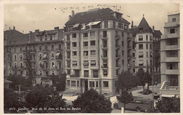 GENÈVE - Rue De St-Jean Et Rue Du Beulet - GE Genève