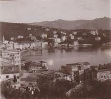 10556.  Foto Vintage Luogo Da Identificare Probabilmente In Liguria Aa '20 - 8x7 - Luoghi