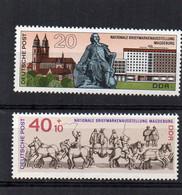 1969 D.D.R.  Mi  N°1513/1514 **  MNH -  NEUF -  POSTFRISCH - Unused Stamps
