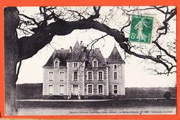 X85163 ⭐ LE PLESSIS Par LA CHAPELLE ACHARD 85-Vendée Chateau GATINEAU 1915 à Eugène DURAND Boulanger Mothe-AMIAUD 2496 - Other Municipalities