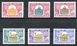 PARAGUAY. N°756-8 + PA 382-4 De 1964. Pape Jean XXIII/Paul VI. - Päpste