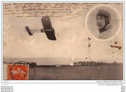 "Cpa  (  Aviation )    A Viateur AUBRUN  "" Pilote Du Monoplan Blériot "" - Piloten"