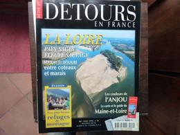 Détours En France - Numéro 40 - La Loire - 1998 - Tourism & Regions